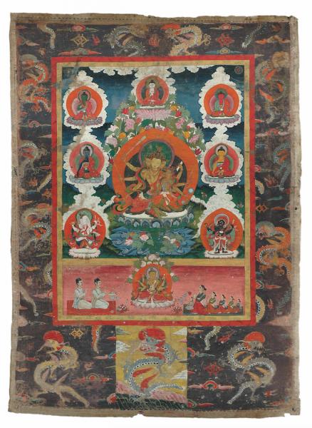 Unishavipaya (paubha)