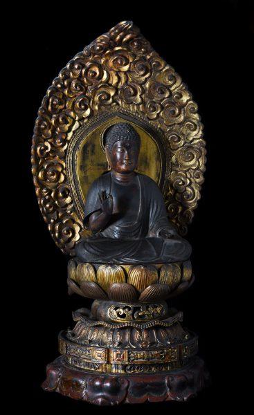 Bouddha japonais