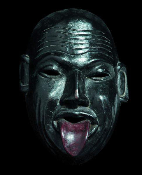 Masque himalayen