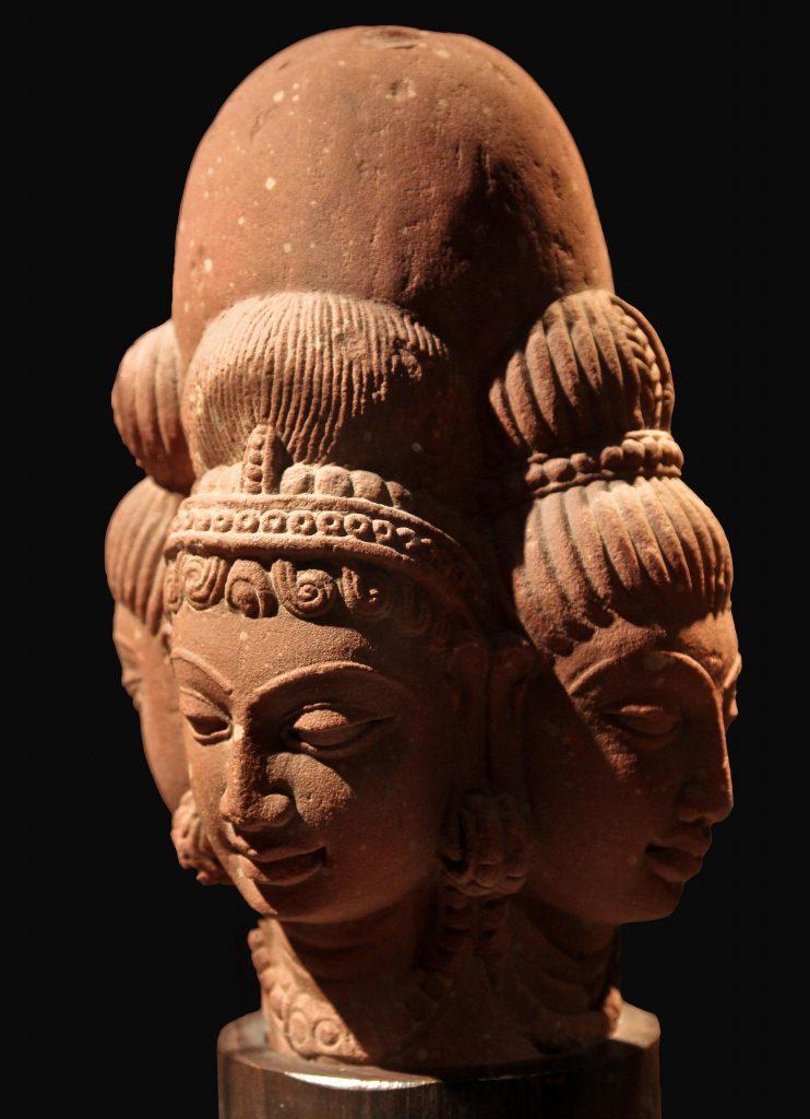 Section Statuaire Hindoue