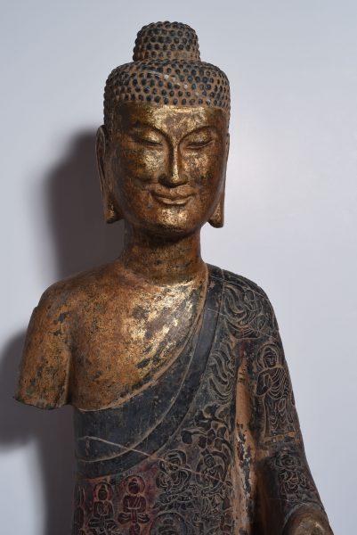 Bouddha Bei Wei