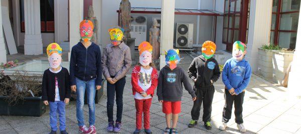 Atelier création de masques